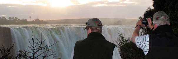 Victoria Falls, Namibia - Photographic Safari