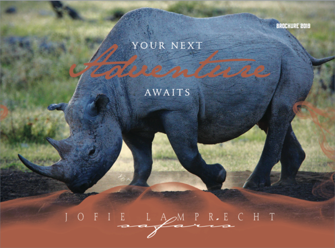 Jofie Lamprecht Safaris Brochure & Price list 2019